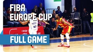 Sigal Prishtina (KOS) v Energia (ROU) - Full Game - Group K - FIBA Europe Cup