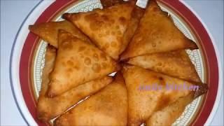 சுவையான  மொறுமொறு  சமோசா  செய்வது  எப்படி?how to make tasty samosa?