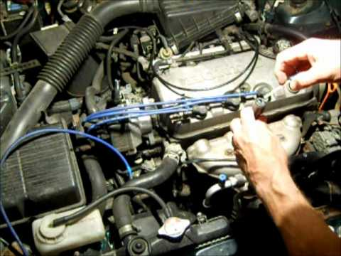 Xxx Mp4 How To Change Spark Plug Wires On Honda 3gp Sex