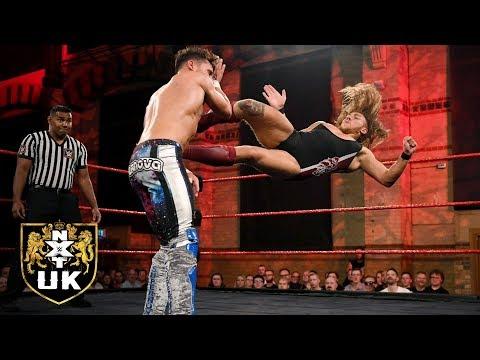 Xxx Mp4 Pete Dunne Vs Noam Dar WWE UK Title Match WWE NXT UK Oct 17 2018 3gp Sex