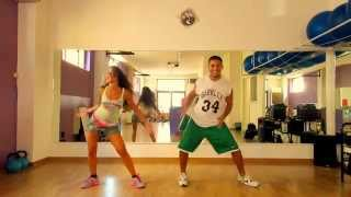 CALIENTE - JAY SANTOS - ZUMBA - By Mary & Raul