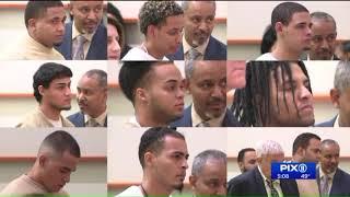 All suspects appear in court in slaying of Lesandro `Junior` Guzman-Feliz
