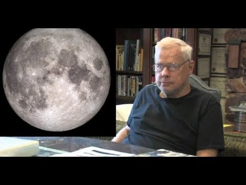 The Moon Has Over 250 Million Citizens Claims A Former CIA Pilot