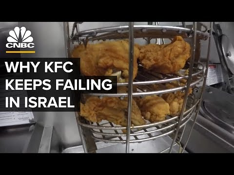Xxx Mp4 Why KFC Can T Compete With McDonald S In Israel 3gp Sex