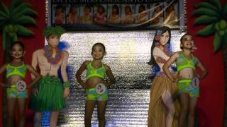 Little Miss Calicanto Uno 2011 - Swimsuit Competition