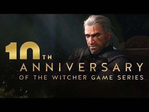 Xxx Mp4 Celebrating The 10th Anniversary Of The Witcher 3gp Sex