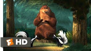 Open Season - Boog's Poop Scene (5/10)   Movieclips