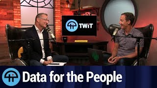 Andreas Weigend: How to Make Data for the People