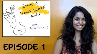 Ep 1: Concept of Sangeet, Aahat-Anahat Naad- Basic Theory of Indian Classical Music