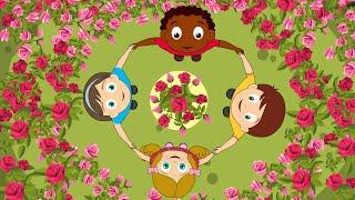 Ringa Ringa Roses Nursery Rhymes - Ep 36