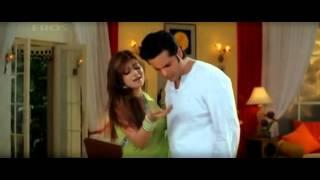 Bollywood Actress Ayesha Takia Hot Romance Scene In Saree