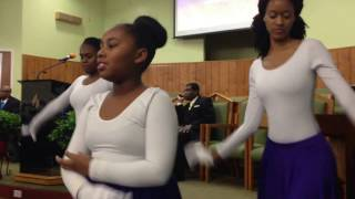 """My Life, My Love, My All"" by Kirk Franklin @ Victory SDA Church"