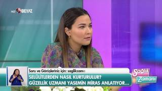 Yasemin Miras - Beyaz TV Sağlık Zamanı 20.05.2017