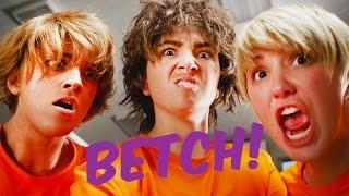 Guys Spy on Girls - BETCH!