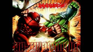 World War Hulk vs. Juggernaut - John Romita Jr. Answer