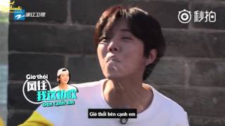 [Vietsub] 151130 Running Brothers BTS Unseen Ep 5 - Luhan & Ryan