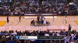 Golden State Warriors 99-92 Cleveland Cavaliers | MAÇ ÖZETİ 25.12.2017