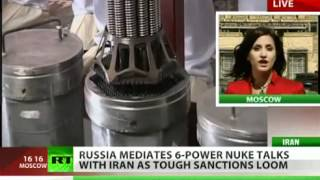 Build Up To WW3: CRUCIAL Talks Over IRANS NUCLEAR Programme ISRAEL Threats VIOLENCE If They Fail