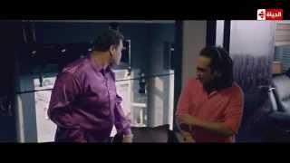 """مشهد كوميدي رائع فى أول ظهور لــ """" أوس أوس """" مع النجم """" أحمد فتحى .. الحلقة 3 """" حالة عشق """""""