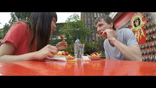 Curry & Chilli in Berlin - Hottest spicy french fries stall in Germany