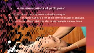 Experience world class Ayurvedic Treatment for Paralysis