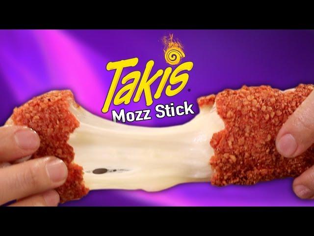 CHEESE STUFFED TAKIS - VERSUS