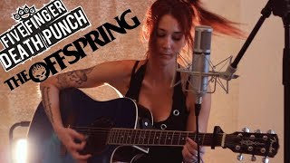 Sandra Szabo - Gone Away (The Offspring acoustic cover)