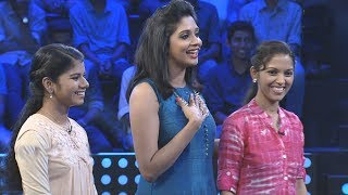 Minute to win it | Ep 76 - Gain dream and aim in 1 minute | Mazhavil Manorama