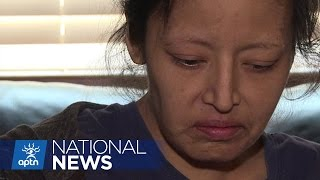 Doctors Tell Thunder Bay Woman Hit by Trailer Hitch That She Has Just Weeks to Live | APTN News
