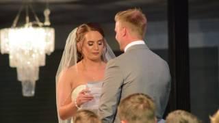 Zach & Sydney Young Wedding