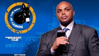 Charles Barkley Says Lavar Ball Is Exploiting His Kids And 'Just Plain Doesn't Like Him'