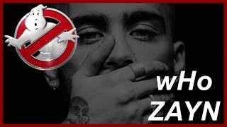 Who Zayn Lyrics From The Ghostbusters Soundtrack