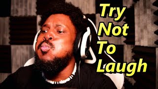MUST.. HOLD IT IN | Try Not To Laugh Challenge #3