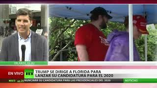 Trump, a punto de anunciar su candidatura para las presidenciales del 2020