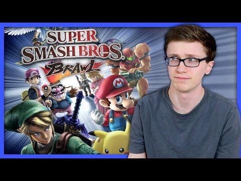 Super Smash Bros. Brawl   The Worst One, Apparently - Scott The Woz