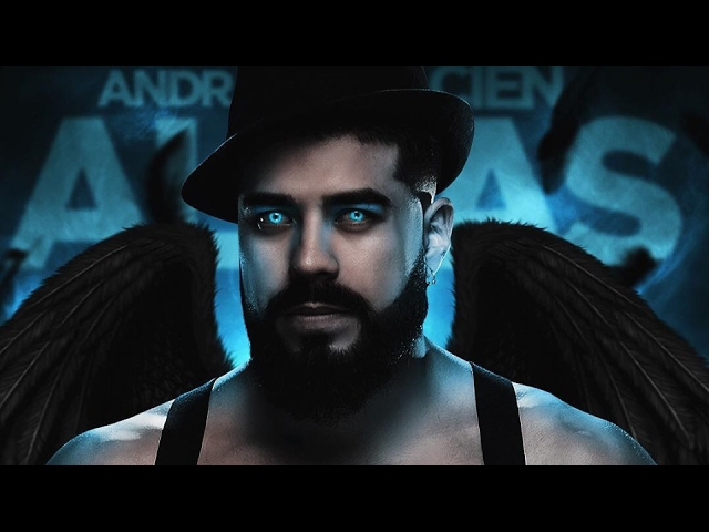 """WWE/NXT Andrade """"Cien"""" Almas (La Sombra) """"Silent"""" [Thanks for 41k+ subs!] HD"""