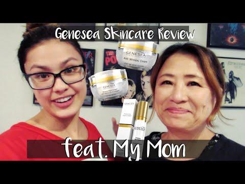 Xxx Mp4 Genesea Skincare Review Ft My Mom Skincare For Mature Skin 3gp Sex