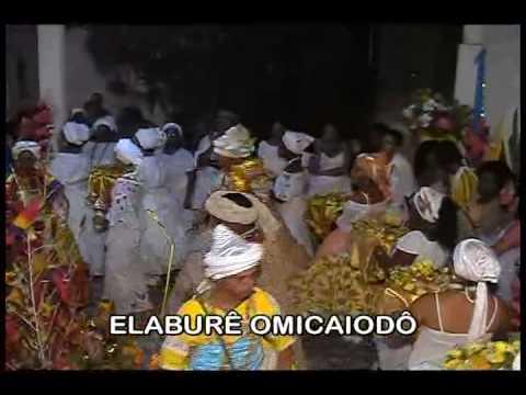 Roda Oxum Doté Luiz de Iansã Part.4