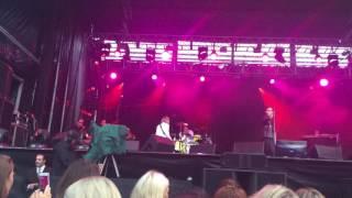 Wet Wet Wet - Angel Eyes - Edinburgh Castle 15 July 2017