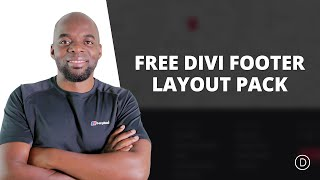 Free Divi Footer Layout Pack
