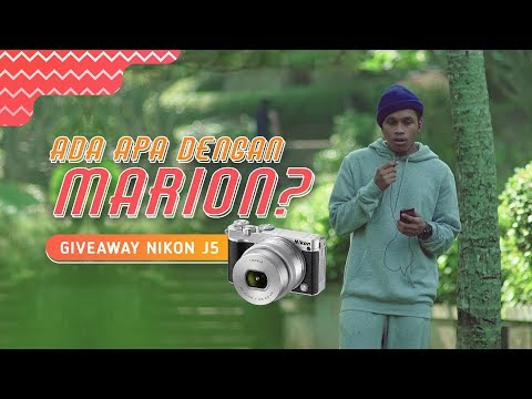 Xxx Mp4 Ada Apa Dengan Marion Episode 3 Giveaway Nikon J5 3gp Sex
