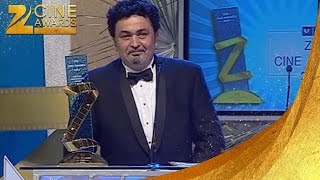 Zee Cine Awards 2006 Lifetime Achievement Award Rishi Kapoor