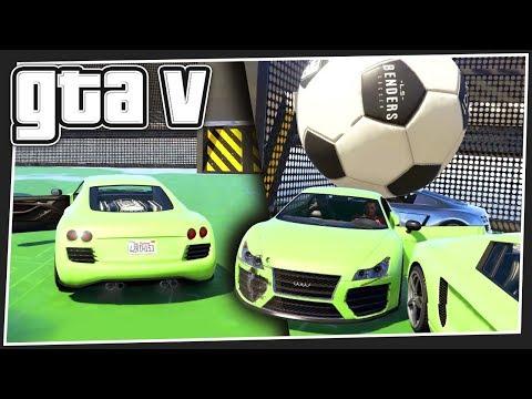 Xxx Mp4 ROCKET LEAGUE IN GTA GTA 5 Online 3gp Sex