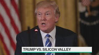 VC Group Sues Trump Over Foreign Entrepreneur Rule