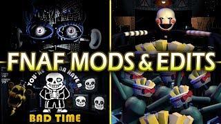 FNAF MODS & EDITS | DarkTaurus | Part 5 Topaz