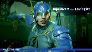 Injustice 2 .... Loving it!