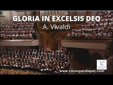 Xxx Mp4 GLORIA IN EXCELSIS DEO Antonio Vivaldi Director Antonio Fauró 3gp Sex
