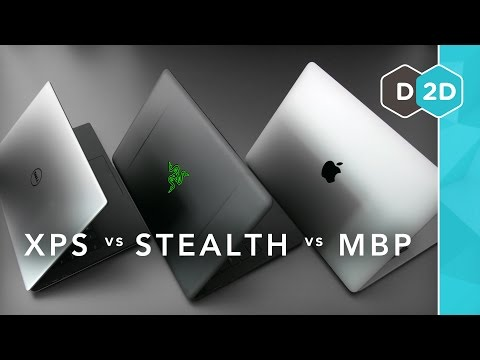 MacBook Pro vs XPS 13 vs Razer Blade Stealth Which is the Best Laptop