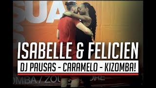 DJ Pausas - Caramelo / Isabelle & Felicien Kizomba Dance @ SSD 2017 Festival