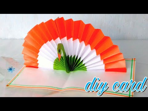 Xxx Mp4 How To Make Independence Day Special Pop Up Card Card By Siddharth Creations 3gp Sex
